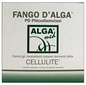 ALGAMED Fango D'Alga 400 Ml. Cura del corpo