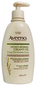 AVEENO Corpo crema-olio idrat.300 ml. - Crema corpo