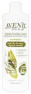 AVENIL Corpo fluida nutriente latte/avena 400 ml. - Crema corpo