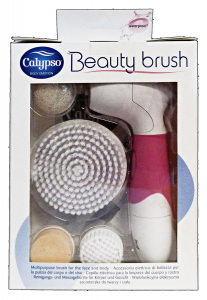 CALYPSO Beauty brush viso/corpo set elettrico - Crema corpo