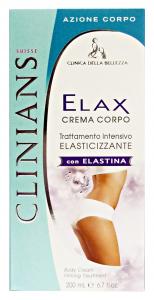 CLINIANS Elasticizzante ELAX Corpo Elasticizzante 200 Ml. Cura del corpo