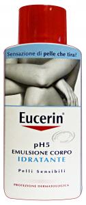 EUCERIN Emulsione Corpo Idratante Pelli Sensibili 200 Ml. Cura del corpo