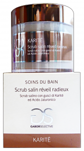 GABOR Corpo scrub karite/acido jaluronico vaso 250 ml.