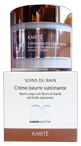 GABOR Corpo burro karite/acido jaluronico vaso 250 ml.