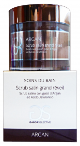 GABOR Corpo scrub argan/acido jaluronico vaso 250 ml.
