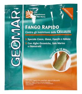 GEOMAR Fango rapido busta 80 ml. - Crema corpo