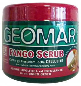 GEOMAR Fango Scrub 600 Gr. Cura del corpo