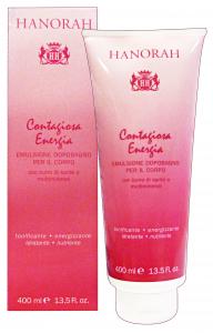 HANORAH Emulsione Corpo Contagiosa Energia 400 Ml Cura Del Corpo