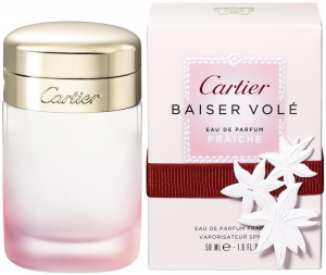 CARTIER Baiser Vole Donna Fraiche Profumo 50 Fragranze in vendita on line