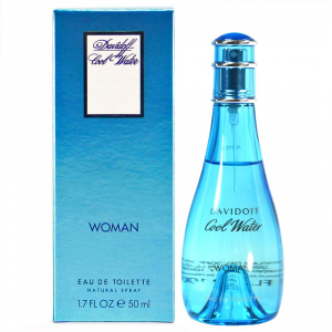 DAVIDOFF Coolwater Donna Acqua Profumata V 50 Fragranze in vendita on line
