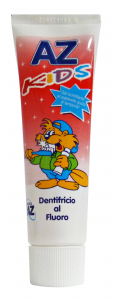 AZ DENTIFRICIO Kids al fluoro 50 ml. - Dentifricio