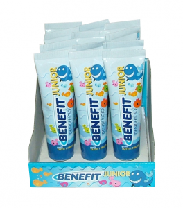BENEFIT Dent.junior 50 ml. - Dentifricio