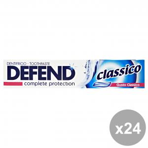 Set 24 DEFEND Dentifricio Classico 75 Ml. Prodotti per il viso