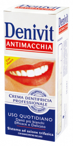 DENIVIT dent.antimacchia 50 ml. - Dentifricio
