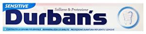 DURBAN'S Dentifricio sensitive 75 ml. - Dentifricio