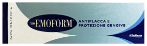 EMOFORM Dentifricio Antiplacca 75 Ml. Prodotti per denti e viso