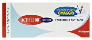 EMOFORM Dent.anticarie + spazzolino - Dentifricio