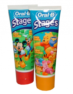 ORAL-B Dent.disney frutta 75 ml. - Dentifricio