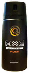 AXE Deodorante Spray Musk 150 Ml Igiene E Cura Del Corpo