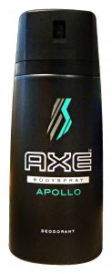 AXE Deodorante Spray Apollo 150 Ml Igiene E Cura Del Corpo