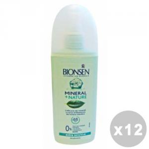 Set 12 BIONSEN Deodorante VAPO COMFORT DRY 100 Ml. Cura del corpo