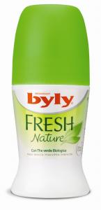 BYLY Deo.roll-on fresh - Deodorante femminile e unisex