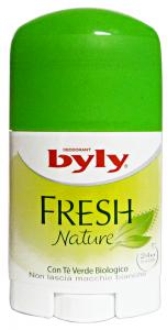 BYLY Deo.stick fresh - Deodorante femminile e unisex