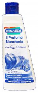 DR.BECKMANN Profumo per lavatrice asciugatrice freschezza mattutina 250 ml.
