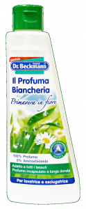 DR.BECKMANN Profumo per lavatrice asciugatrice primavera 250 ml.