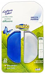 EMULSIO Cattura Odori Diffusore Ricarica Profumatore Ambiente