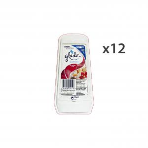 GLADE Set 12 Assorbiodori Gel Relaxing Zen 150 Gr. - Deodorante Casa