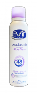 EVIN Deodorante spray aloe vera 150 ml. - deodoranti donna