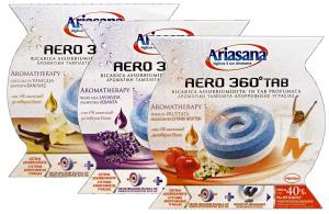 ARIASANA Ricarica pastiglie 450 gr. aero 360┬░ - Accessorio per la casa