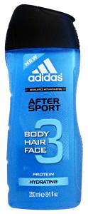 ADIDAS  Doccia Shampoo After Sport 250 Ml. Doccia Schiuma
