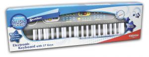 BONTEMPI Tastiera 37 Tasti 24 Demosong,Presa Usb Connessione Mp3. 980