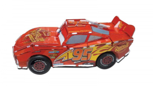 SPIN MASTER Spin Master Puzzle Puzzle Tridimensionale Disney Cars 3 Puzzeleball 635