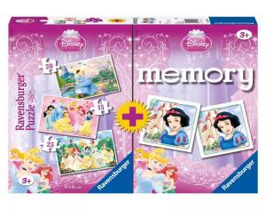 RAVENSBURGER Principesse Disney Gioco Memoria Da Tavolo Giocattolo 106