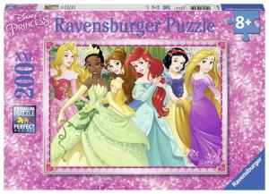 RAVENSBURGER Puzzle 200 Pezzi Xxl Le Principesse Disney Puzzle Giocattolo 977