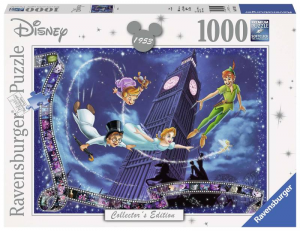 RAVENSBURGER Puzzle 1000 Pezzi Disney Disney Classic Peter Pan Puzzle Giocattolo 965