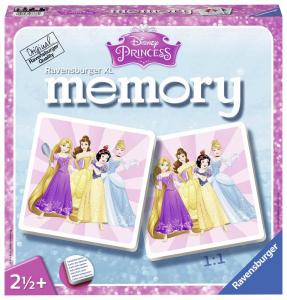 RAVENSBURGER Memory Xl Principesse Disney Gioco Memoria Da Tavolo Giocattolo 566