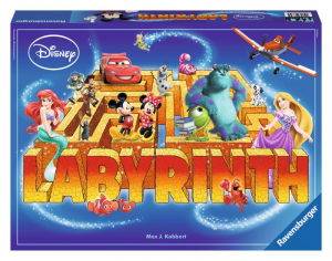 RAVENSBURGER Labyrinth Disney 266395 Gioco Classico Da Tavolo Giocattolo 544