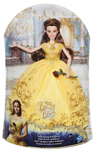 HASBRO Beauty and the Beast Vestito Deluxe Disney Princess Belle B9166Eu4  765