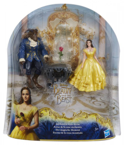 HASBRO Beauty and the Beast Momenti Magici Bella E La Bestia Small Doll Disney  507