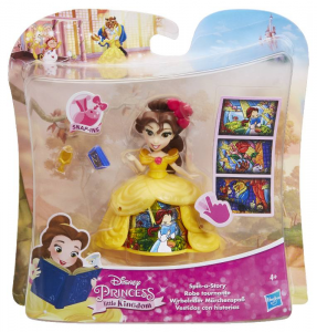 HASBRO Disney Princess Small Doll Scopri La Storia Gioco Femmina Bimba 286