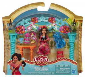 HASBRO Disney Princess Elena Small Doll & Playset Mini Bambola Gioco Femmina 336