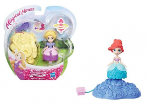 HASBRO Disney Princess Magical Movers Base Ast Personaggi Playset Femminili  602