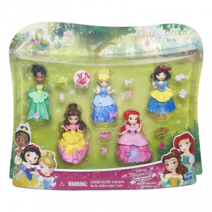HASBRO Disney Princess Royal Sparkle Collection Mini Bambola Gioco Femmina Bimba 180
