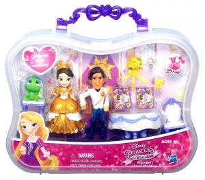 HASBRO Disney Princess Smal Doll Valigette Mini Bambola Gioco Femmina Bambina 904
