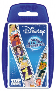WINNING MOVES Top Trumps Disney 'Classics' Gioco Carte Da Giocattolo 725