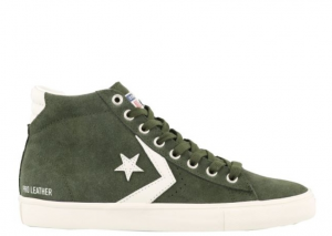 Scarpa Verde Converse